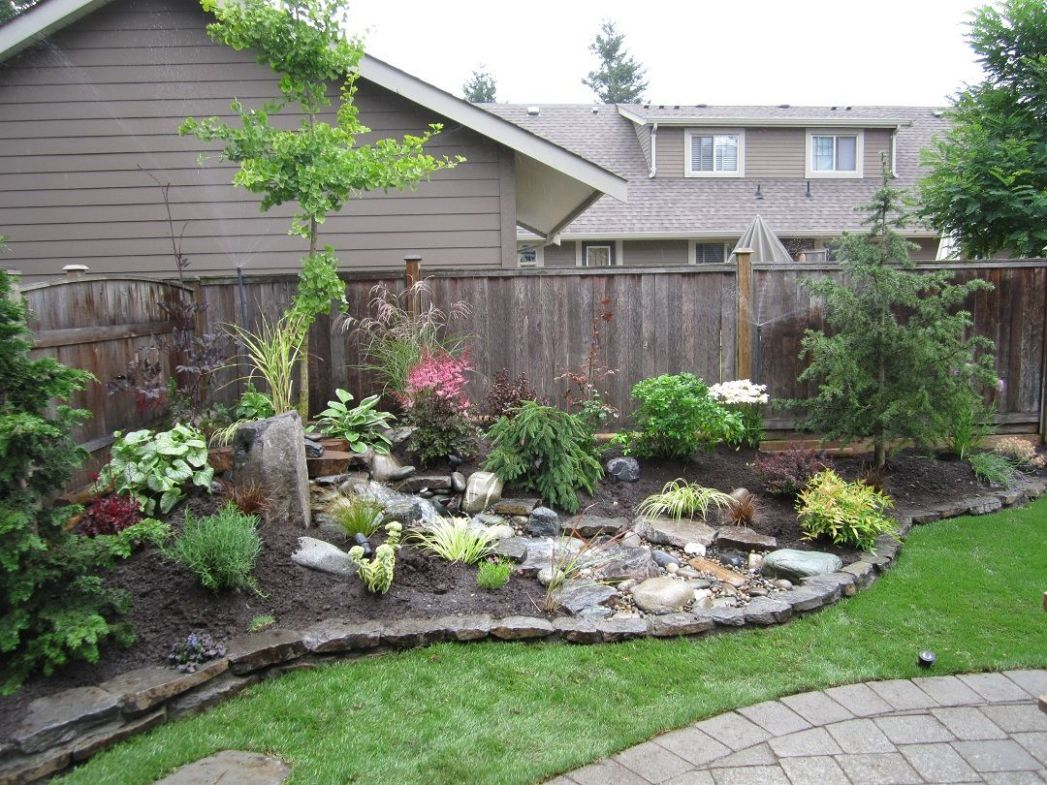 Small Backyard Makeover | Large backyard landscaping, Small ..