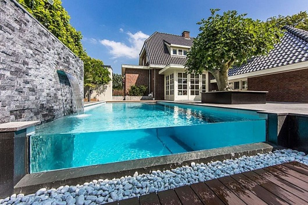 Small Backyard Pool Ideas With Cost Above Ground Swimming Pools ...