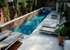 Small Backyard With Pool Landscaping Ideas Pools Patio For ...