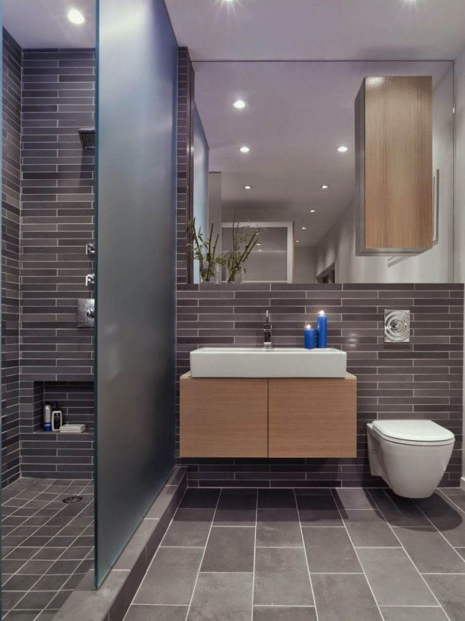 Small Bathroom with a walk-in shower | Modern small bathrooms ..