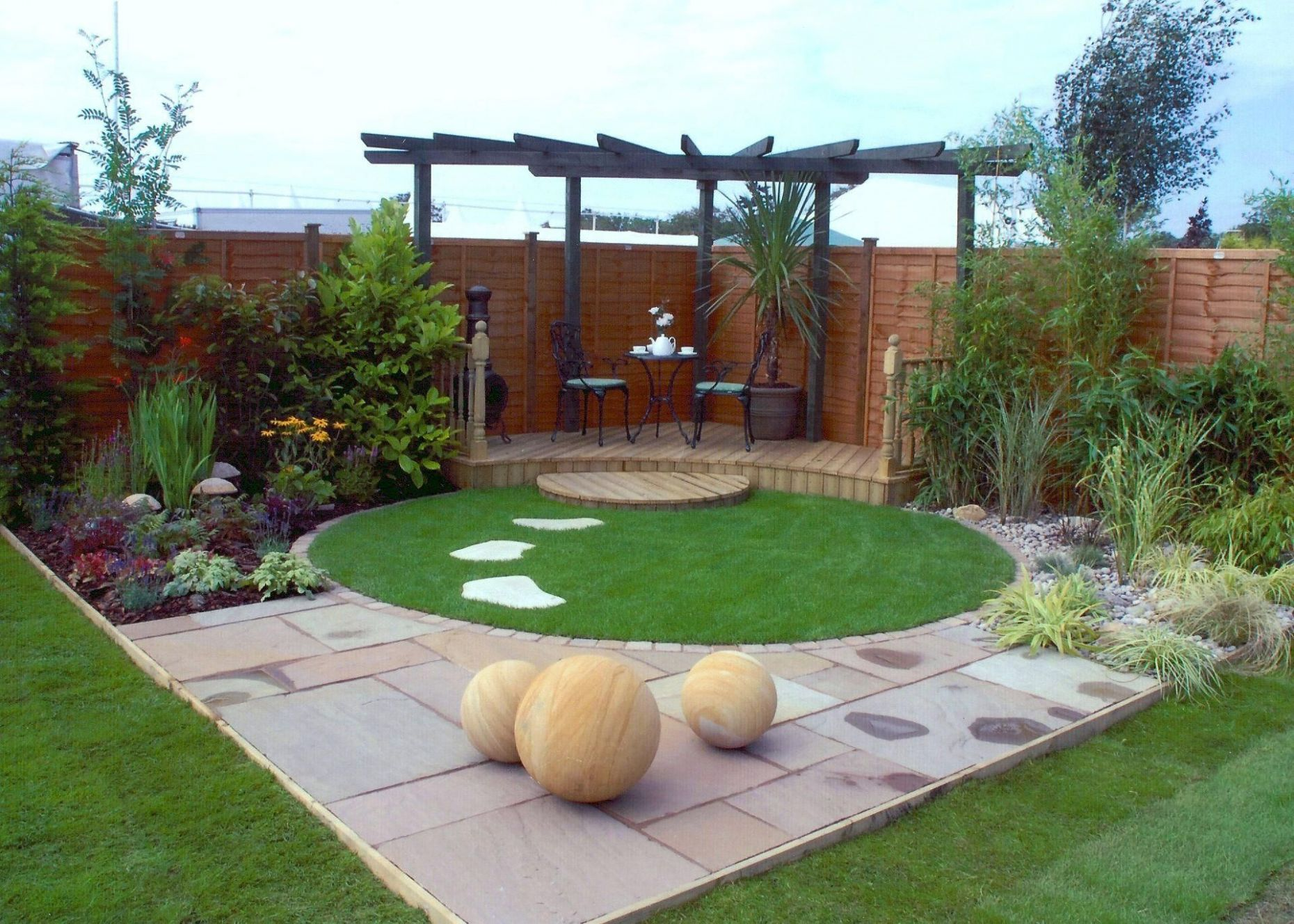 Small Garden Google Search Best Outdoor Landscaping Ideas Images ..