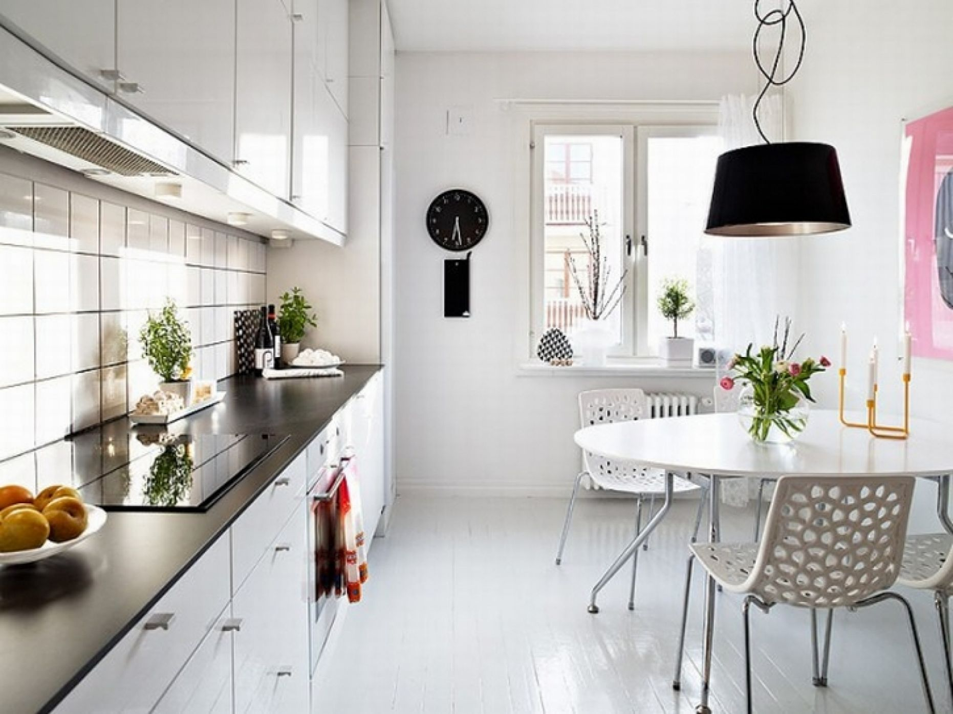 Small Kitchen And Dining Room Decor Home Design Ideas Classic ..