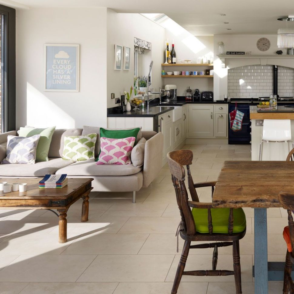 Small Kitchen And Dining Room Extensions #homedecor | Small ..