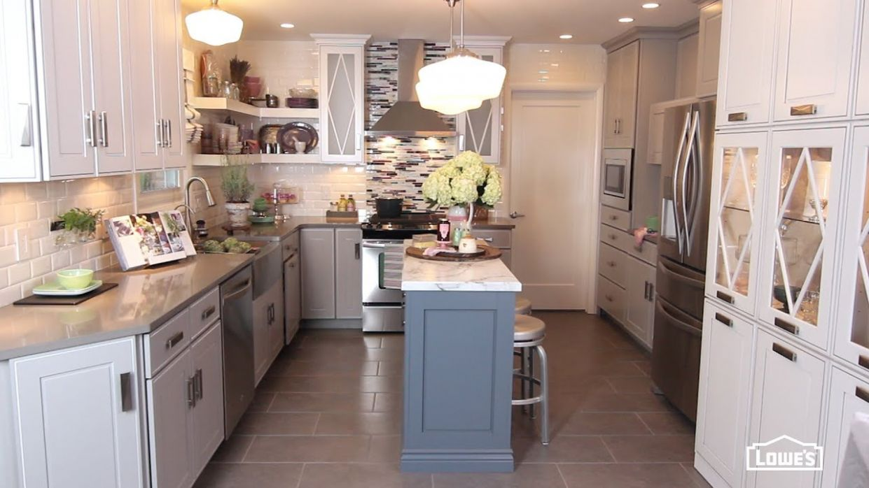 Small Kitchen Remodel Ideas Youtube, Tiny Best Home Renovations ...