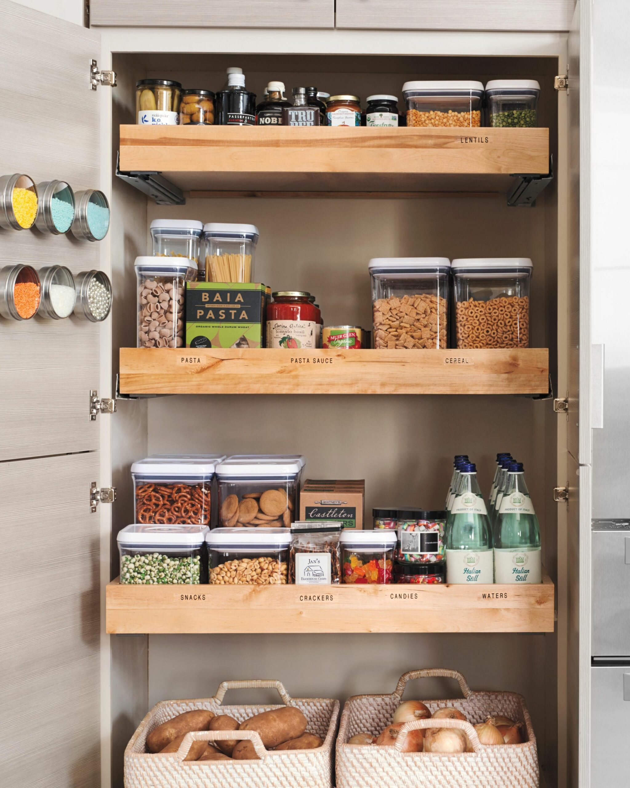 Small Kitchen Storage Ideas for a More Efficient Space | Martha ..
