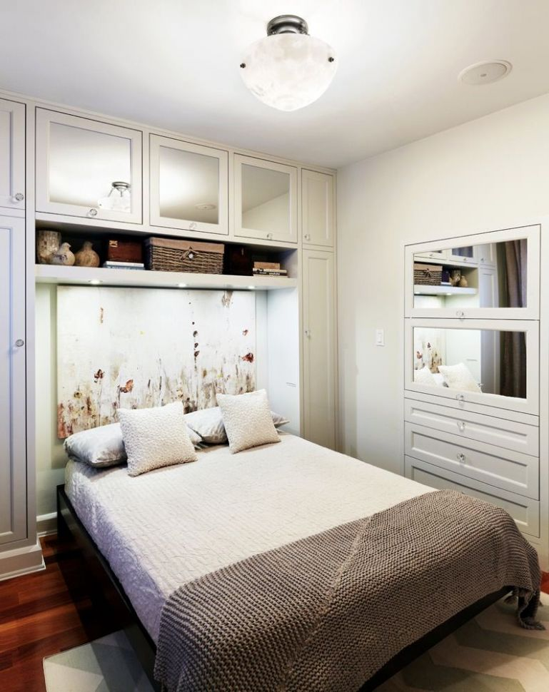small master bedroom with king size bed pictures 10 - Small Room ..