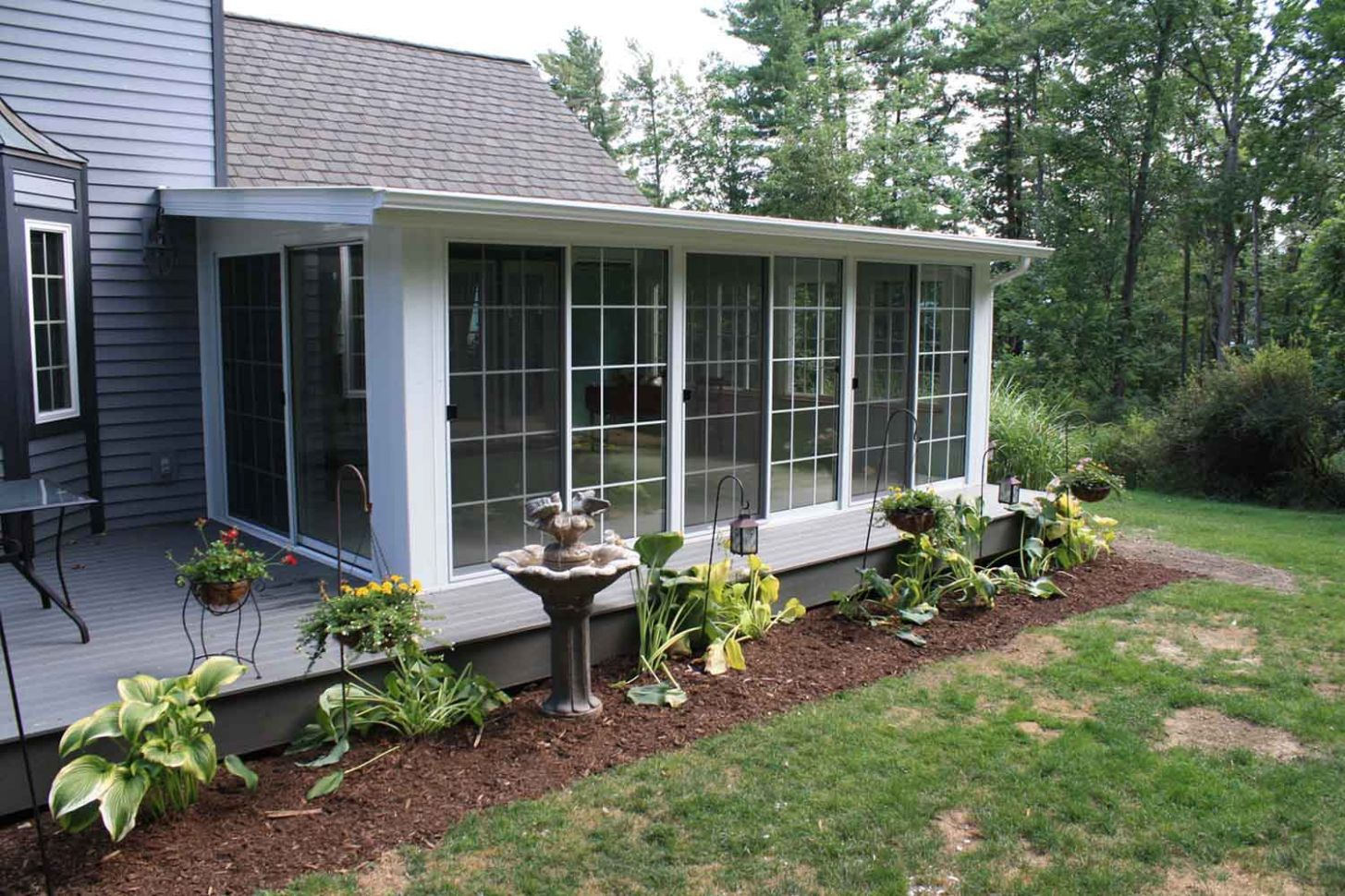 Small Sunroom Kits For Decks Room Decors And Design Kitchen ..