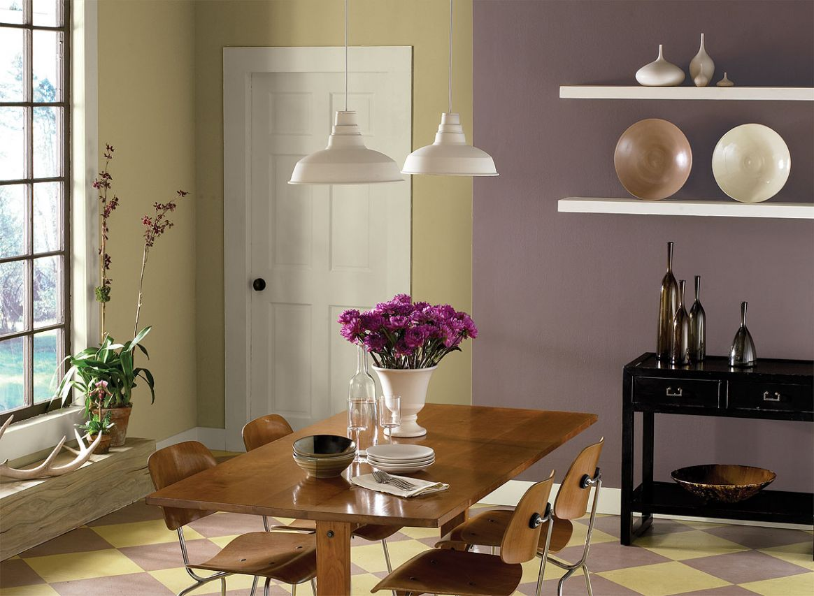 Some Ideas for Determining the Right Dining Room Colors by ...