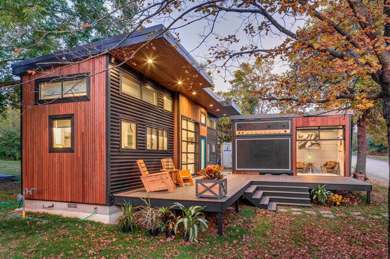 South Fayetteville home featured on 'Tiny House Nation ...