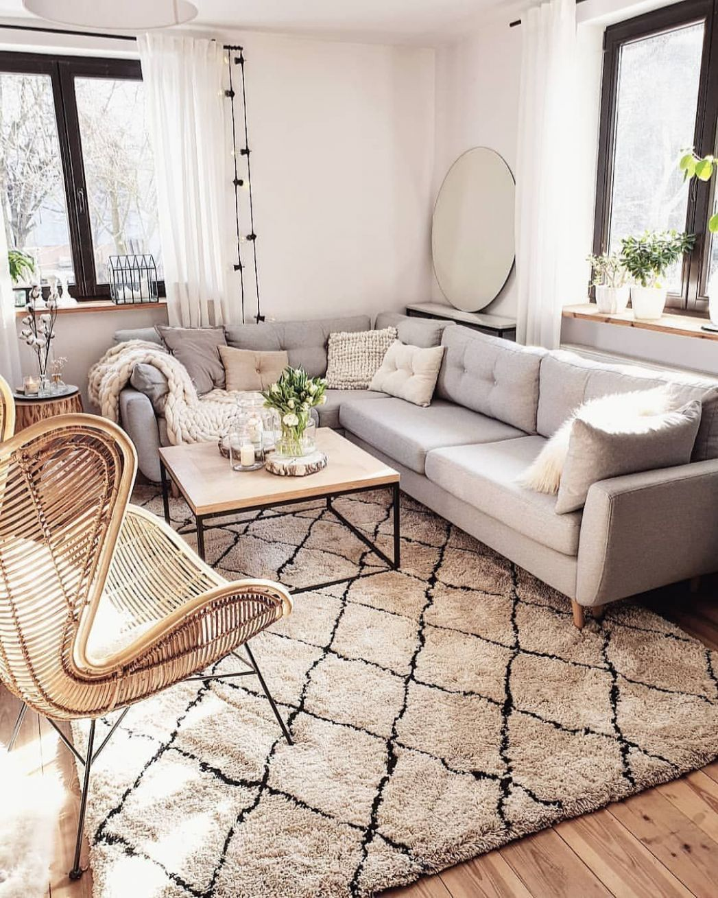 Spaces to live in. Living room decor, living room ideas, how to ..