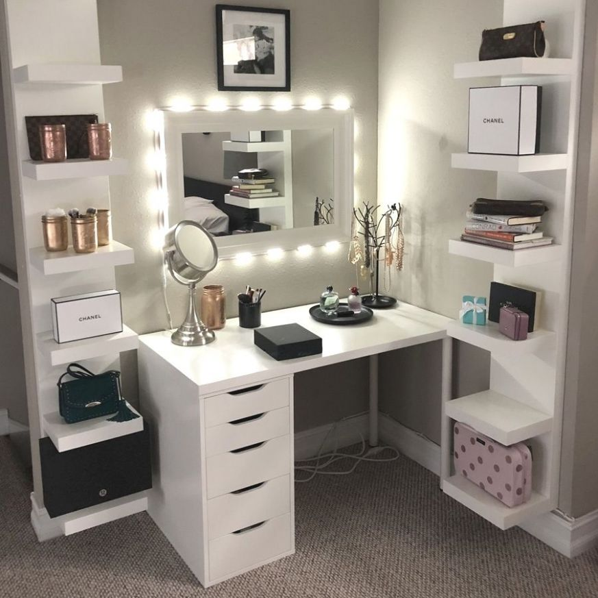 Splendid makeup room ideas that will inspire you to look great and ..