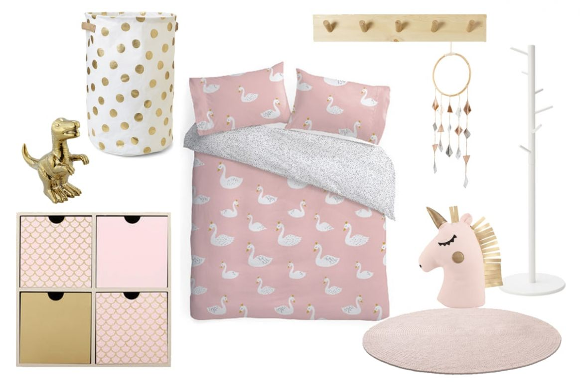 Story - Kids bedroom inspiration from Kmart - baby room kmart