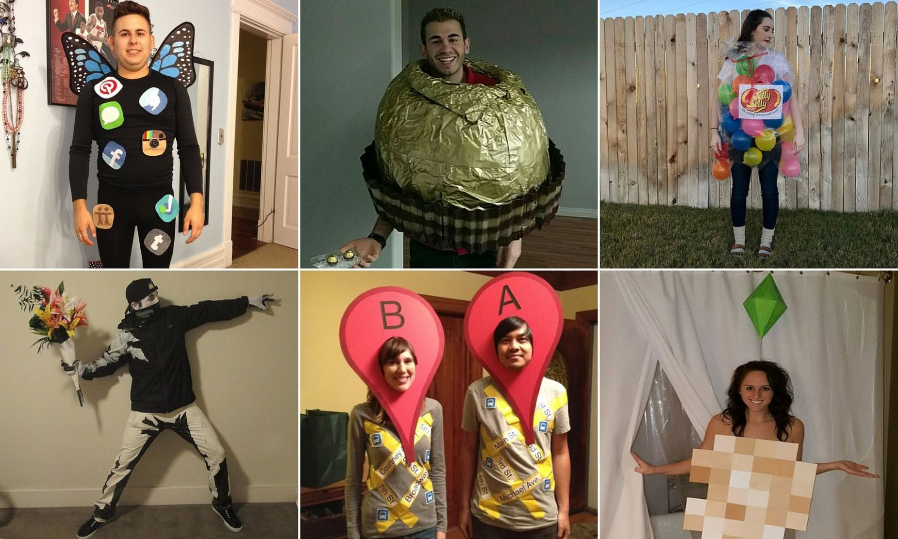 Stuck for a Halloween costume? People share their hilarious last ..