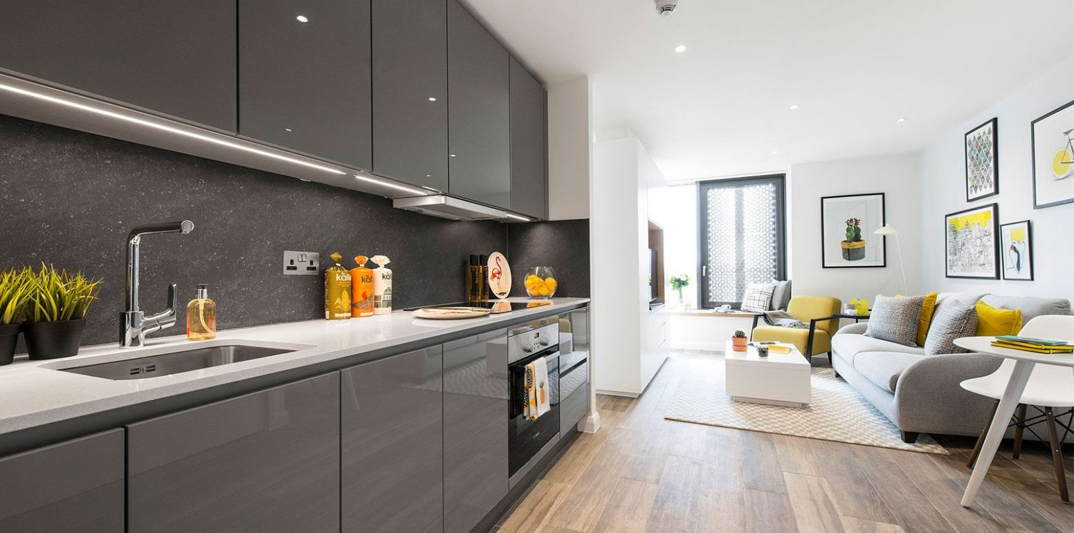 Studio Apartments To Rent In London | Essential Living