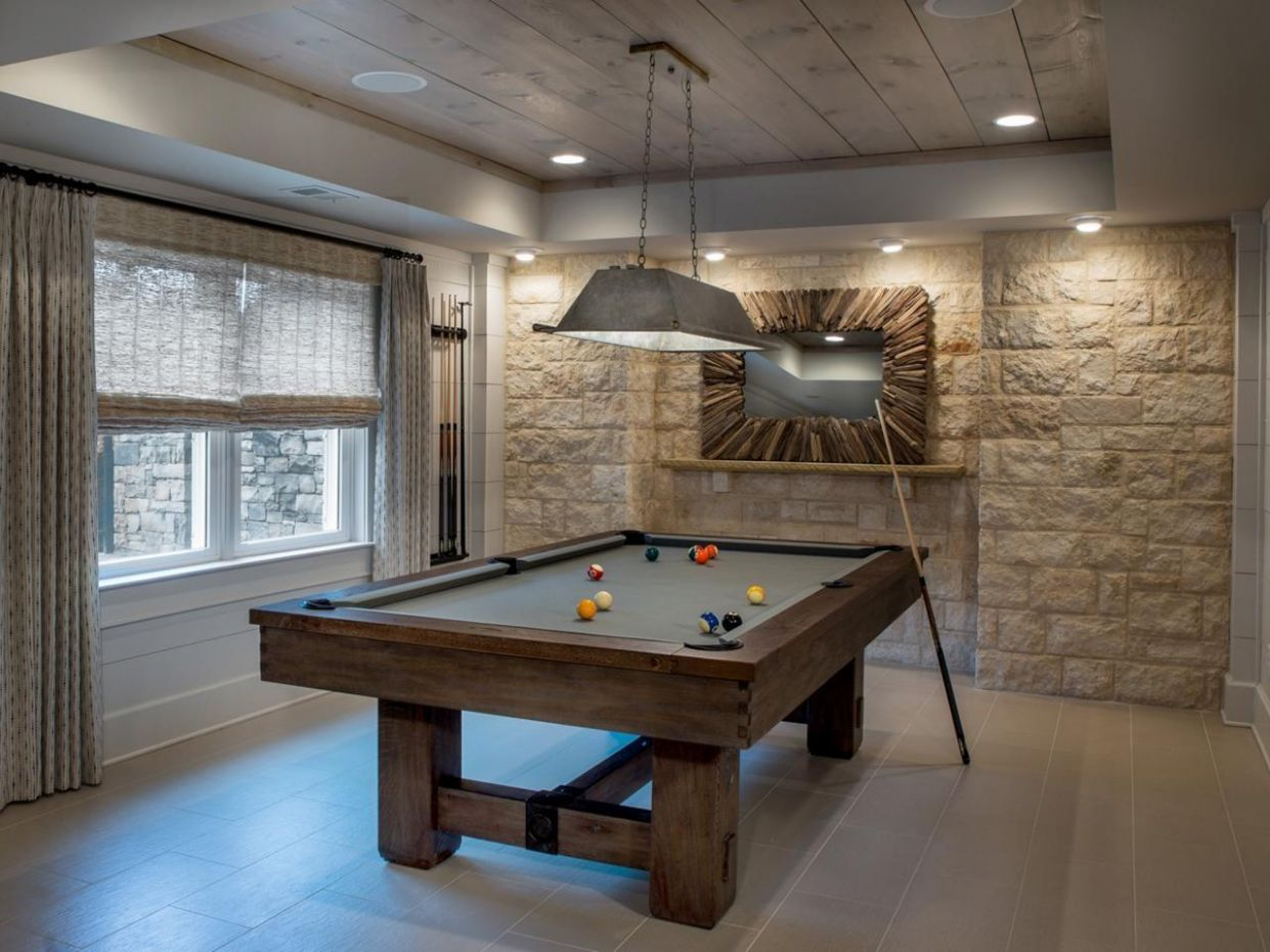 Stunning Billiard Room Design Ideas That Will Give You Amazing ...