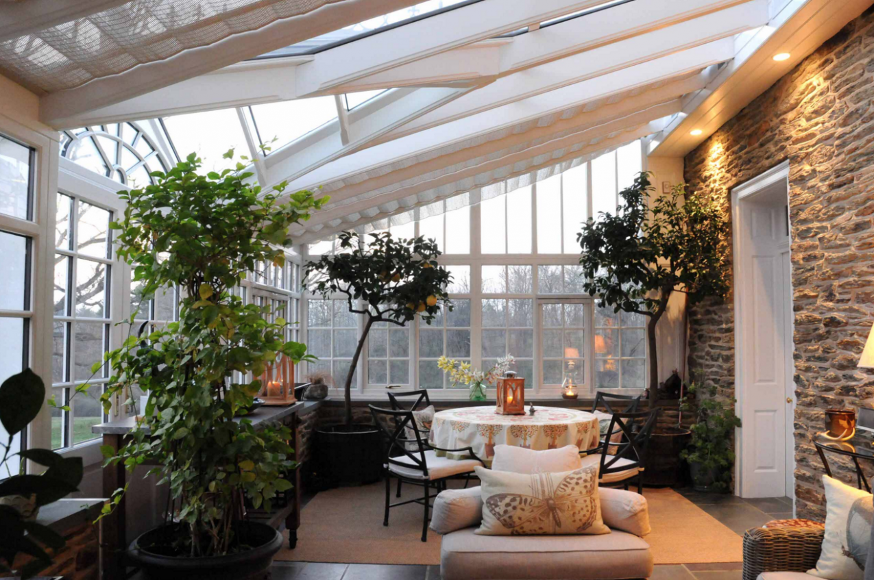 Sunroom Design Trends and Tips - Freshome - sunroom ideas for plants