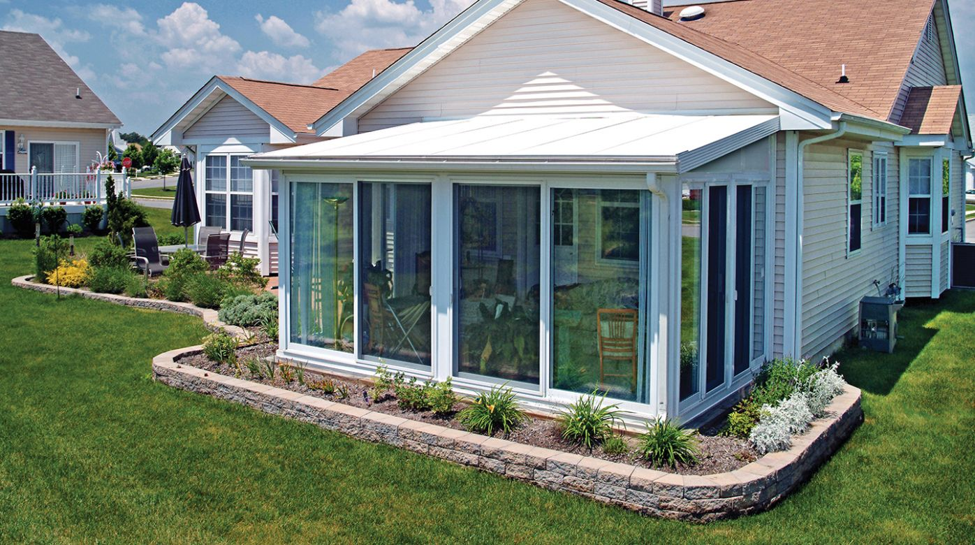 Sunroom Kit Options, EasyRoom™ DIY Sunrooms | Patio Enclosures - small sunroom kits