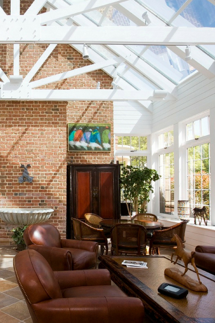 Sunroom Paint Color Suggestions You Will Love | Sunroom decorating ..
