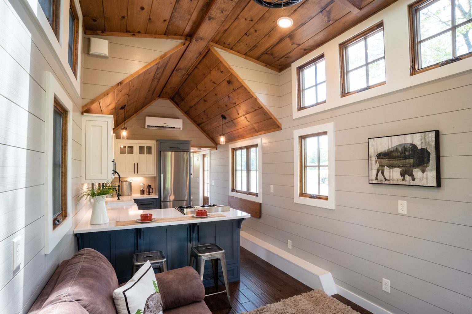 Super Spacious 10-Foot Tiny Home on Wheels… The Denali XL by ...