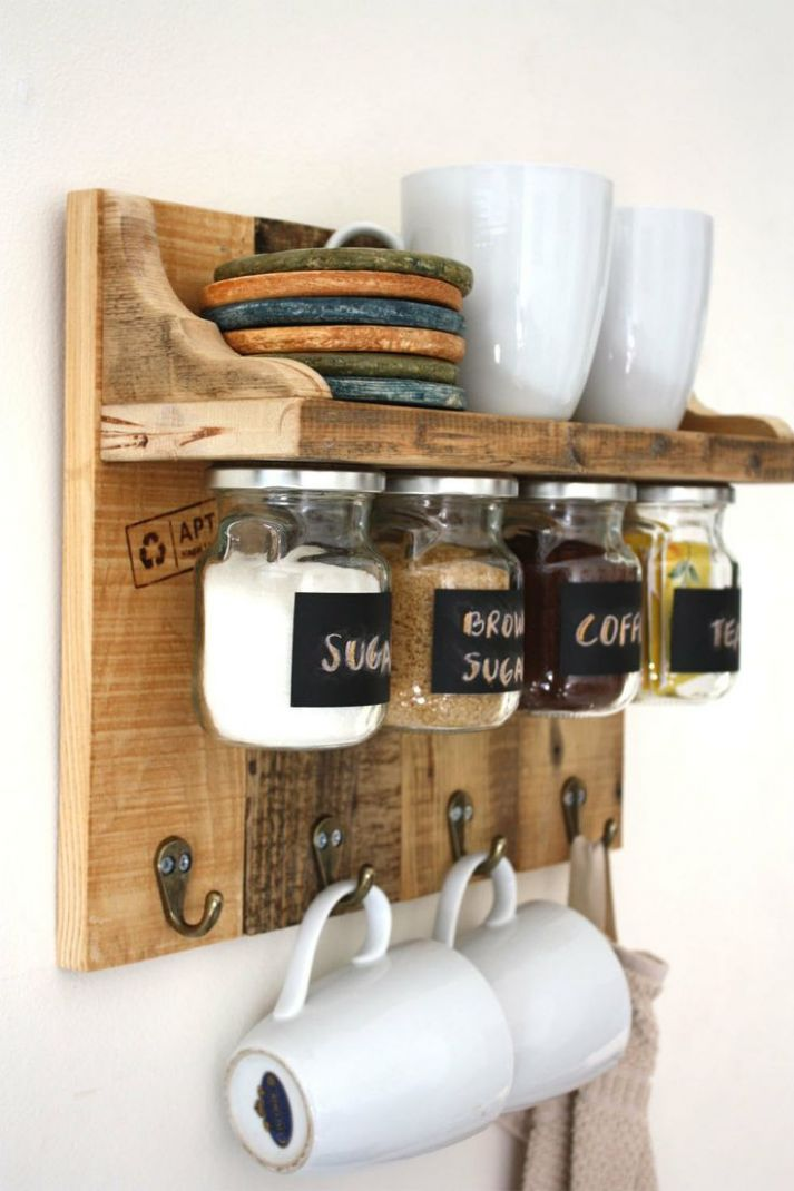 Sweet Small Kitchen Ideas And Great Kitchen Hacks for DIY Lovers 12 ...