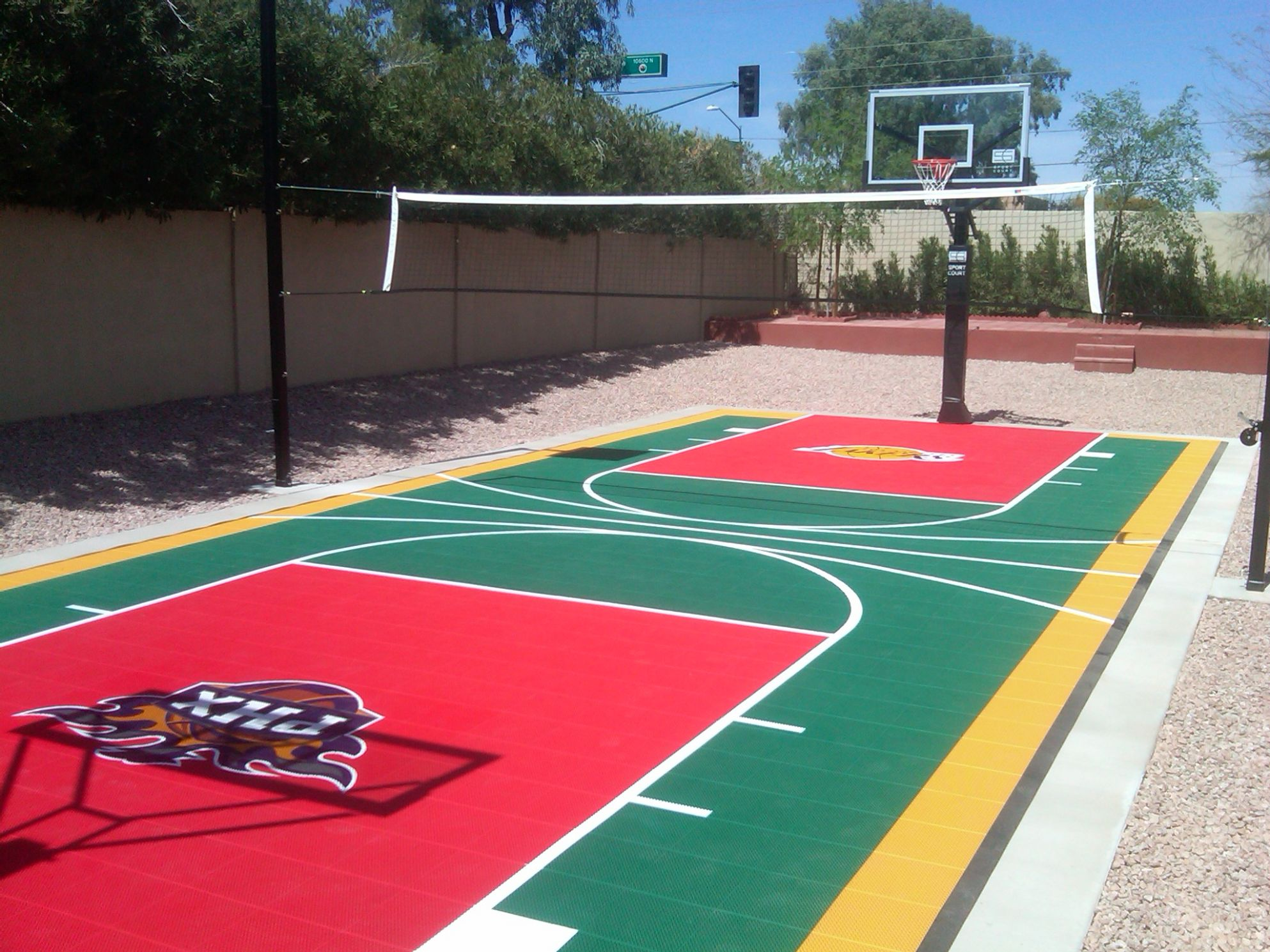 Swimming pool designs for volleyball | Apartments - backyard volleyball ideas