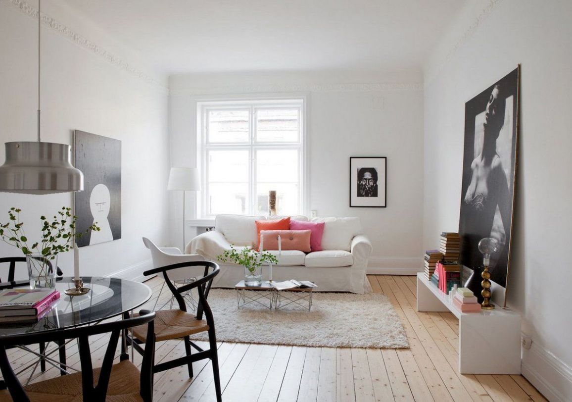 Take the Quiz: Spot the IKEA! | Small living room design, Dining ...