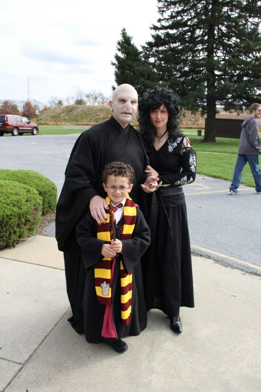 teaching literacy. — daily-harry-potter: X-post from /r/Cosplay ..