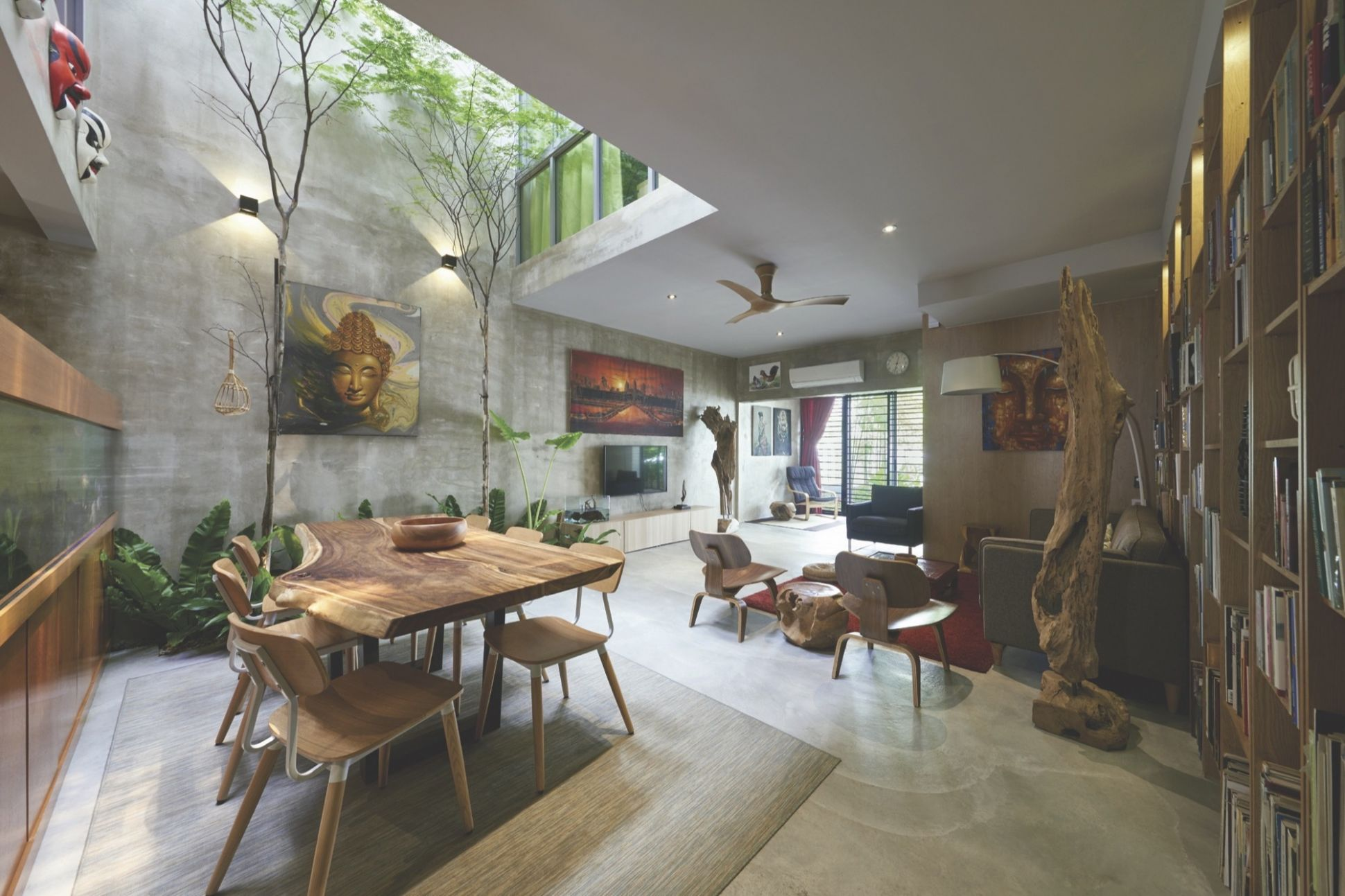 Terrace House Renovation / O11 Design Atelier | ArchDaily - house renovation inspiration