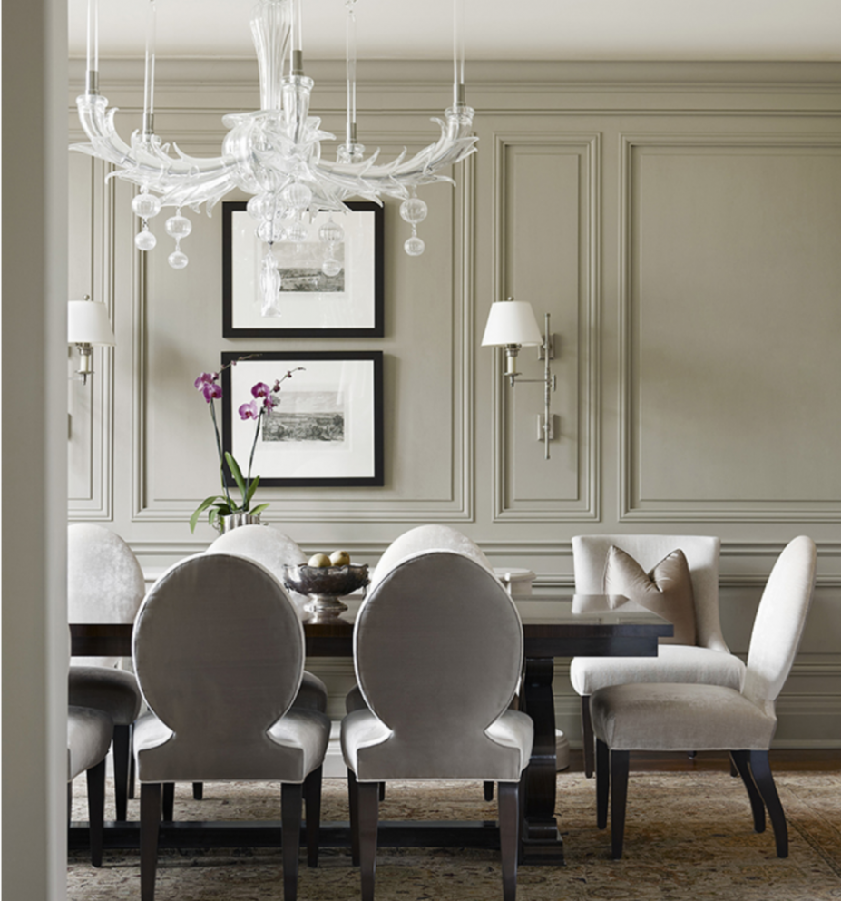 The 11 Most Beautiful Dining Rooms on Pinterest | Beautiful dining ..