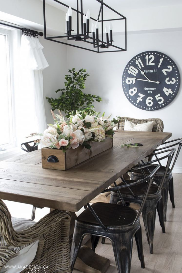 The 11 Most Popular Dining Room Ideas On Pinterest To Inspire You ..