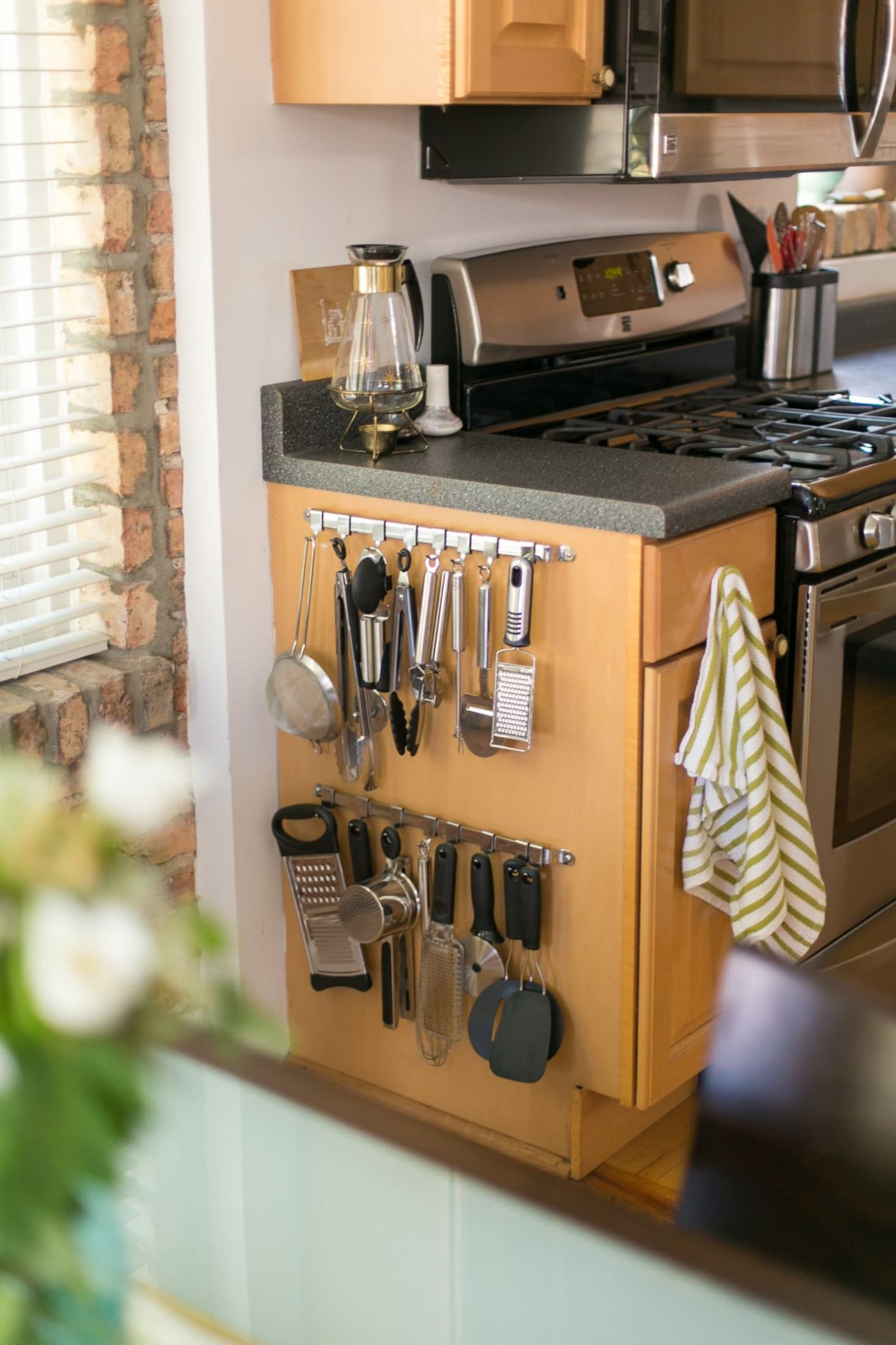 The 12 Best Storage Ideas for Small Kitchens | Kitchn