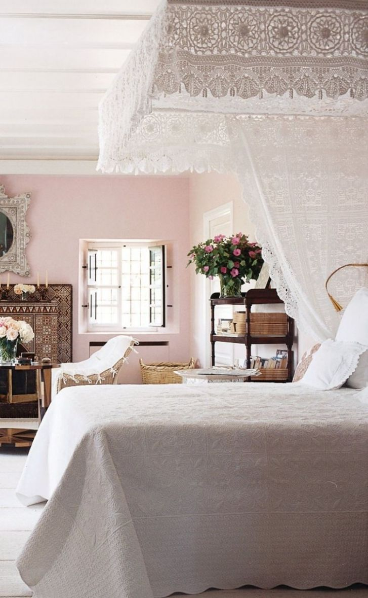The 8 most beautiful bedrooms in Vogue. | Beautiful bedrooms ..