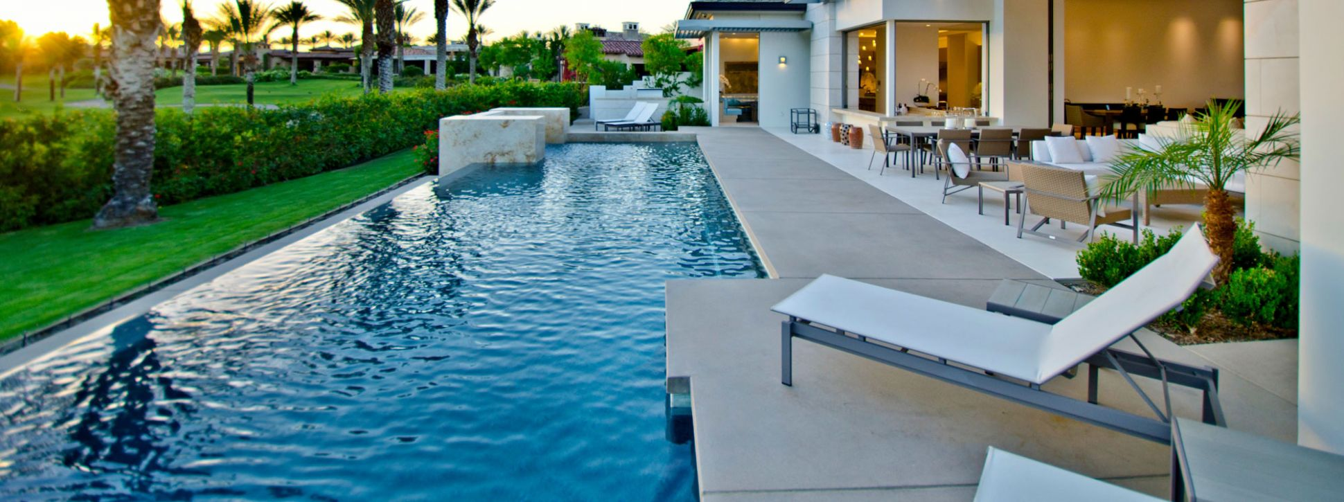 The Benefits of Building a Backyard Pool | Azure Pools - pool enhancement ideas