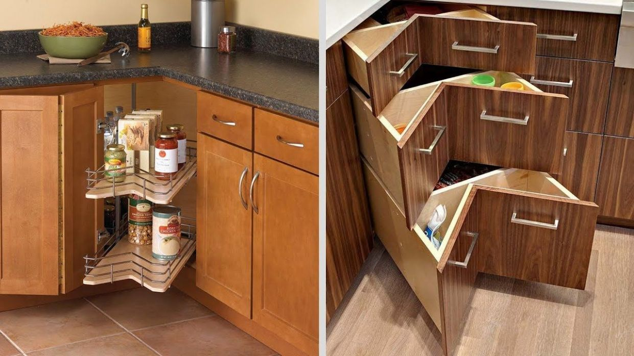 The Best Amazing Space Saving Kitchen Design and Ideas - YouTube ..