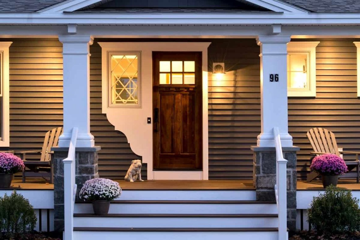 The Best Automatic Porch Light Timers Out There! | All Home Robotics - front porch lighting ideas