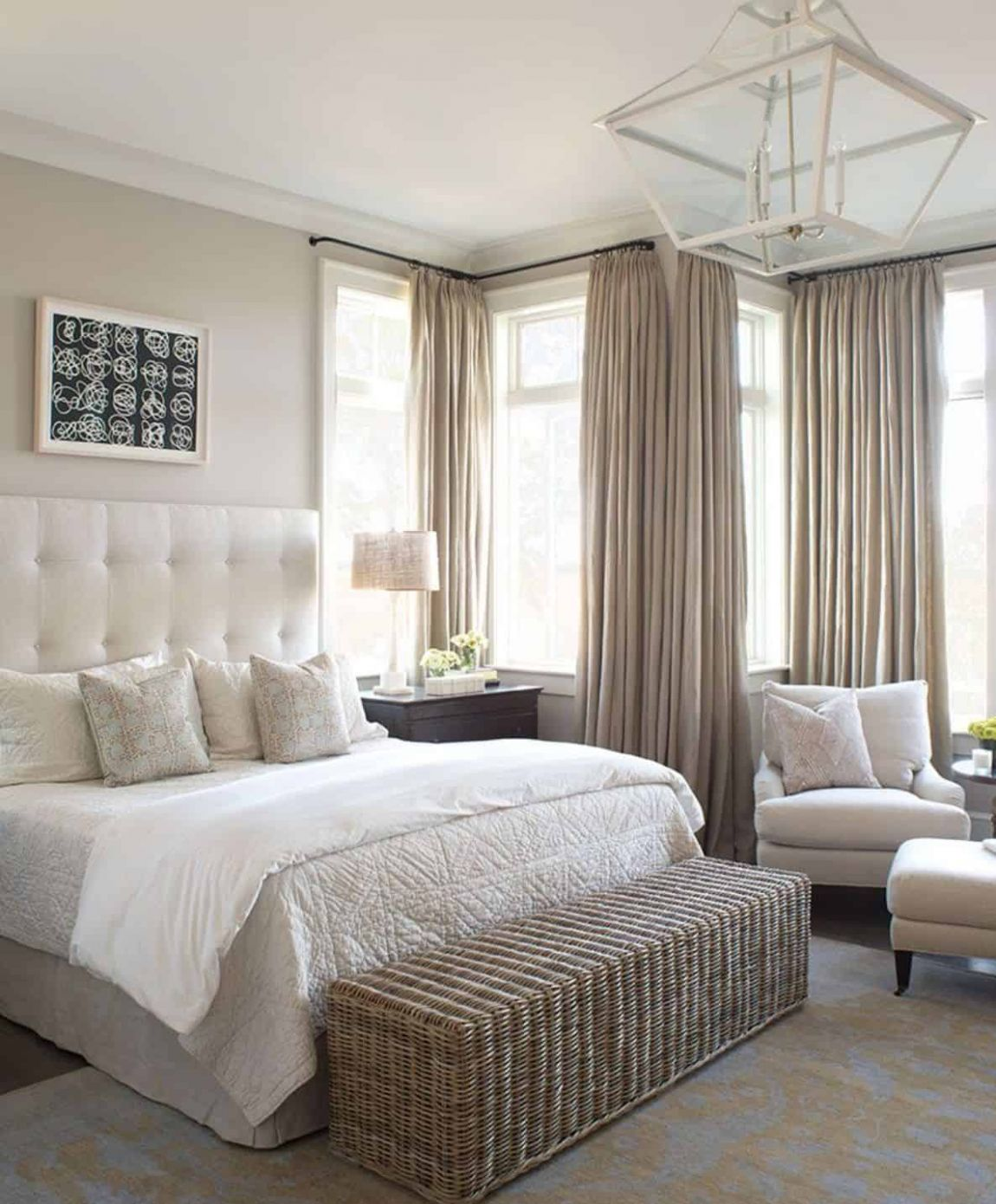The Best Curtains To Enhance Your Bedroom - bedroom ideas curtains