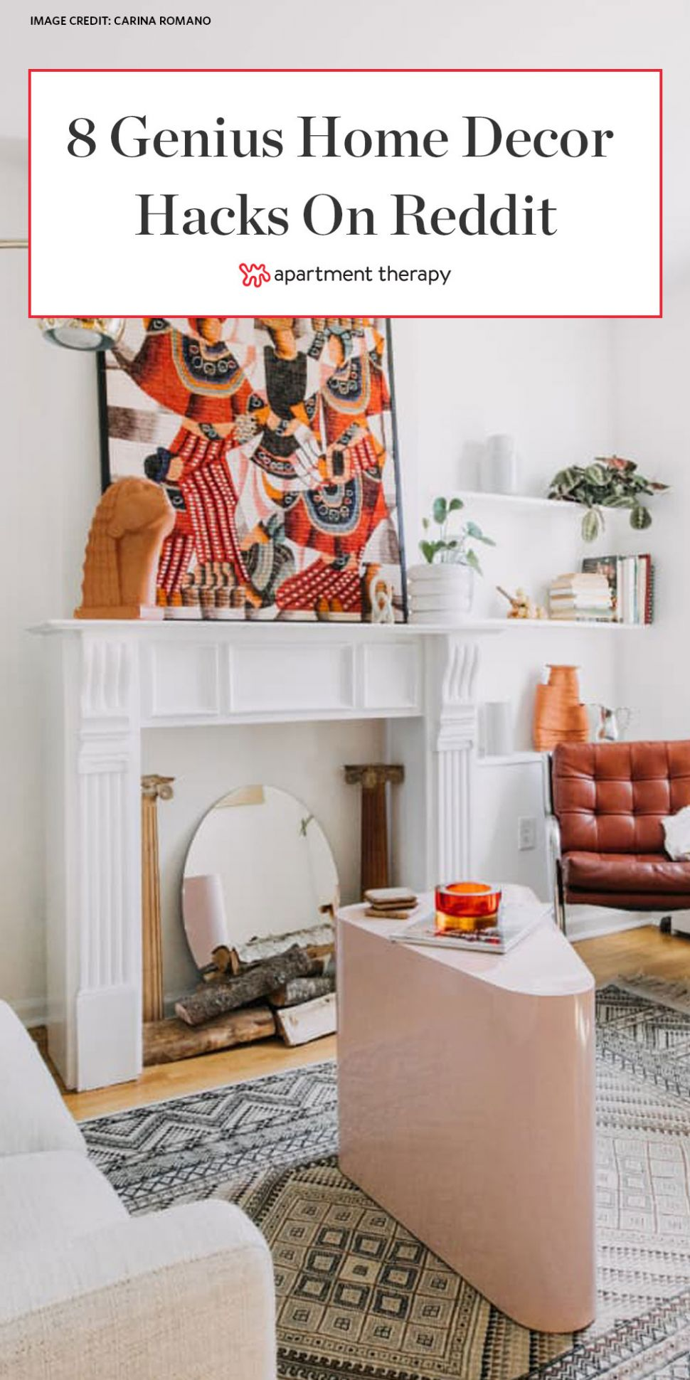 The Best Home Decor Hacks, According to Reddit | Apartment Therapy