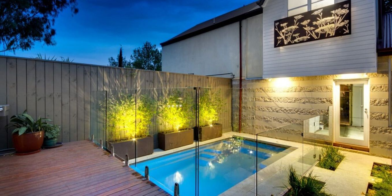 The Best Pool Design Ideas for Your Backyard   Compass Pools Australia - pool landscaping ideas queensland