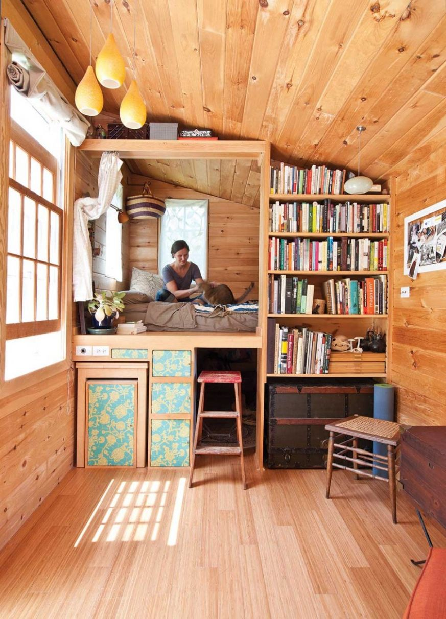 The Big Deal with Tiny Houses - Upstate House Upstate House