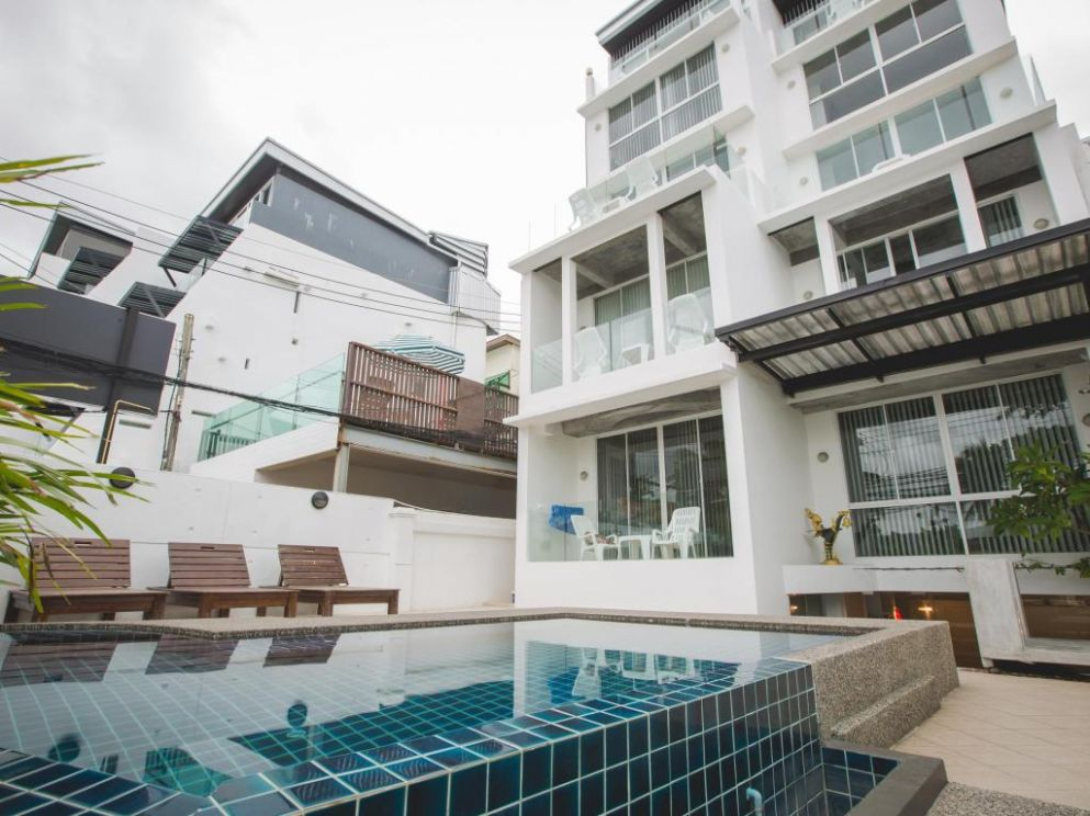 The Front Hotel and Apartments (Phuket, Thailand) Preise 12 • Agoda - apartment design front