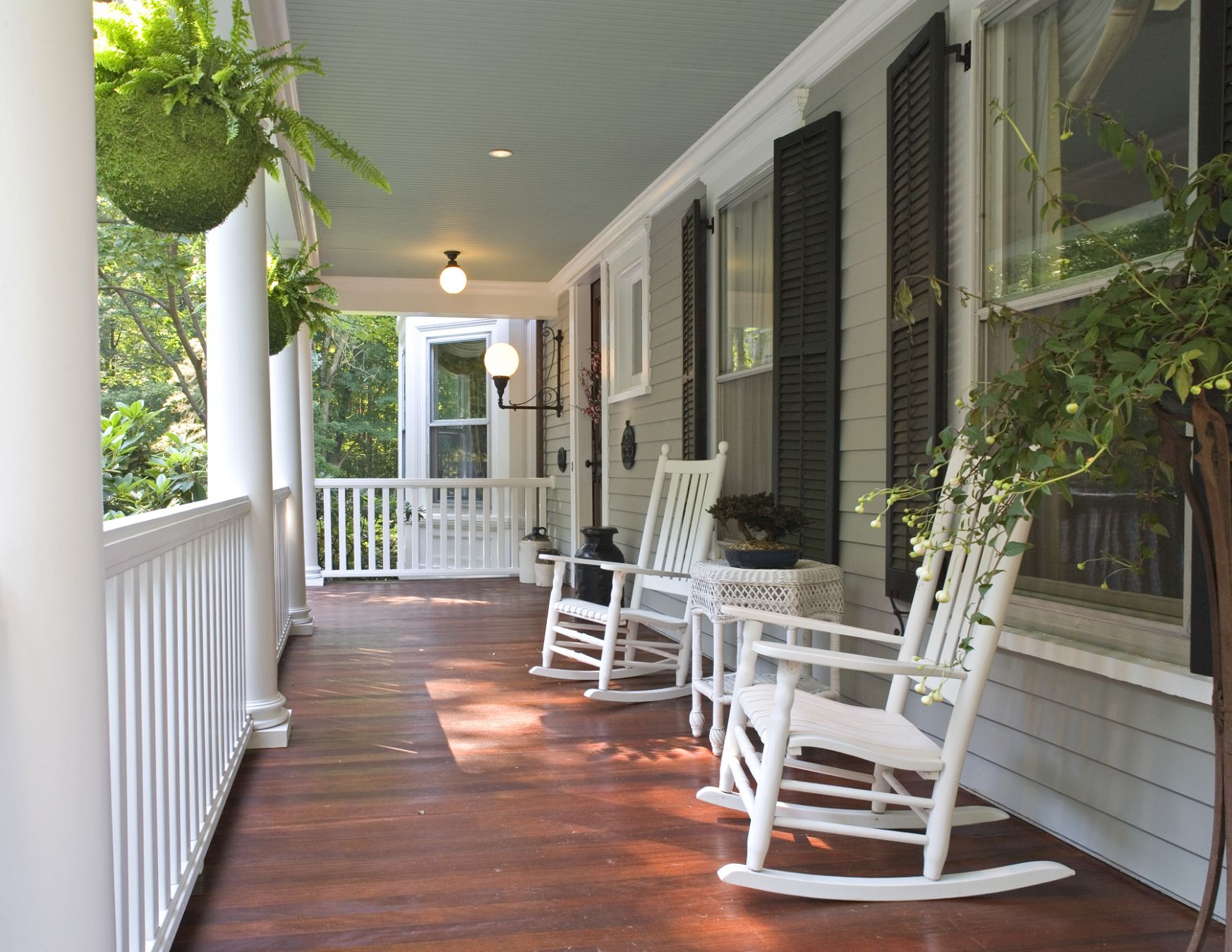 The meaning and symbolism of the word - «Porch»