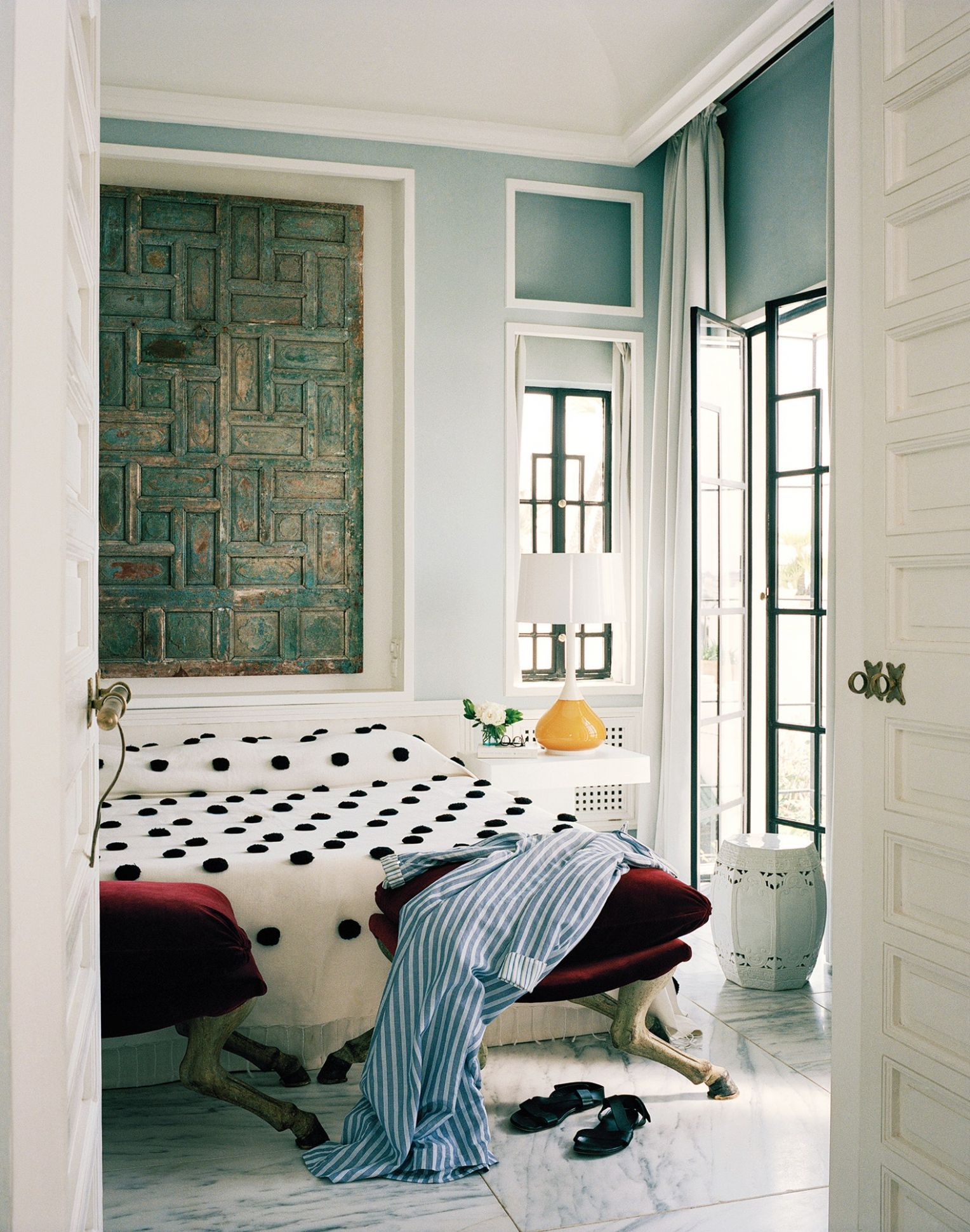 The Most Beautiful Bedrooms From the New Vogue Living Book | Vogue - bedroom ideas vogue