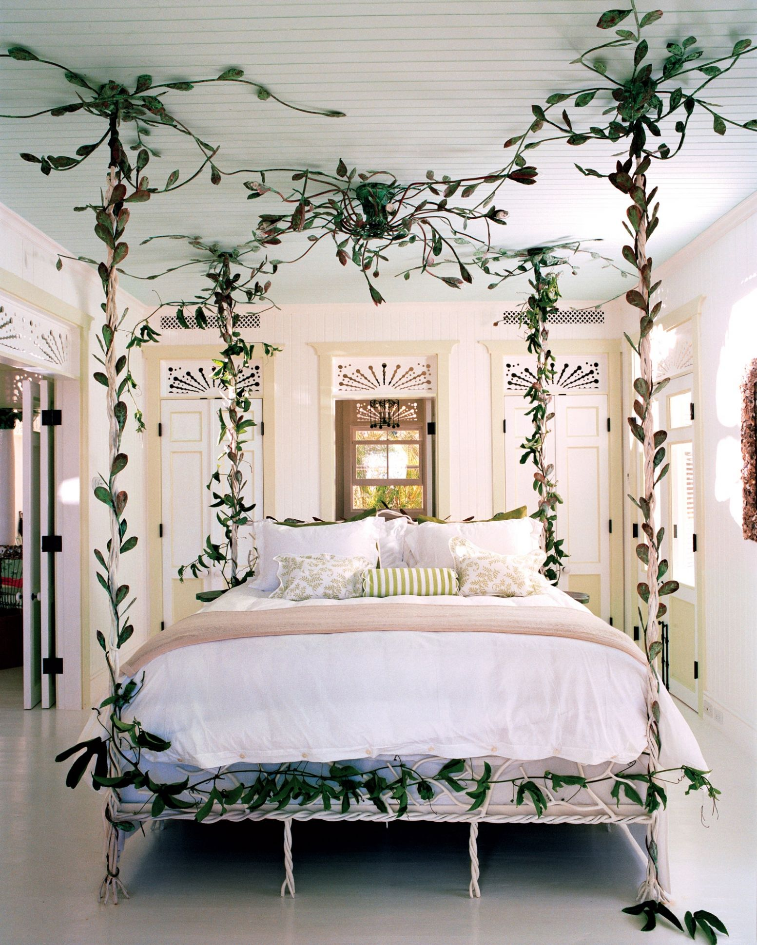 The Most Beautiful Bedrooms in Vogue | Vogue - bedroom ideas vogue