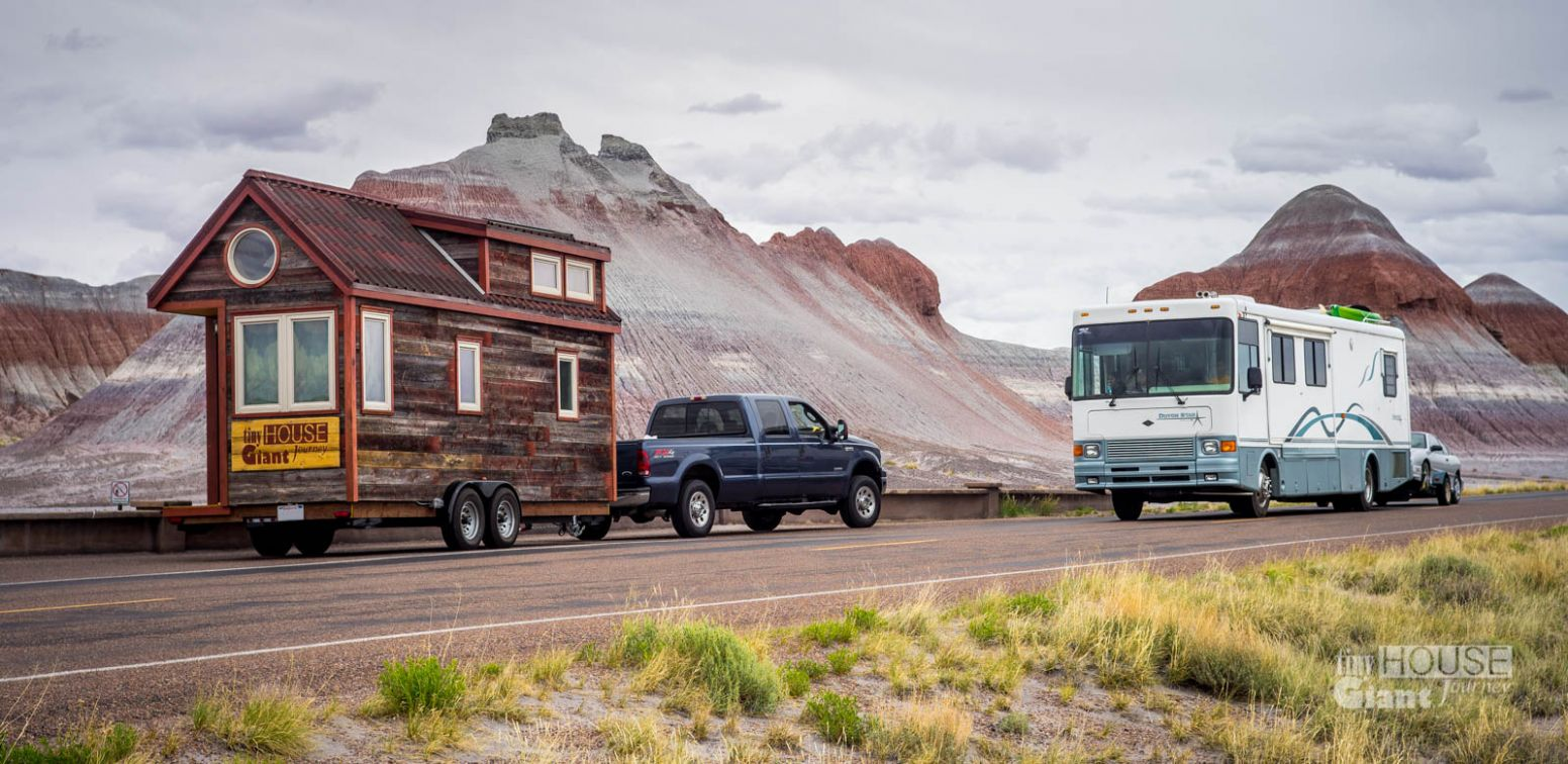The Rumble on Wheels: Tiny House vs RV - RVshare