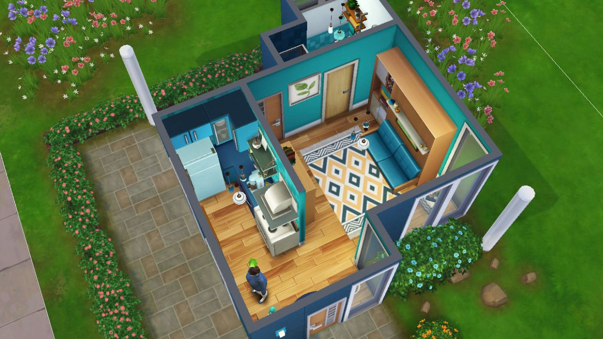 The Sims 11 Tiny Living: Guide to Building a Tiny Home - tiny house sims 4