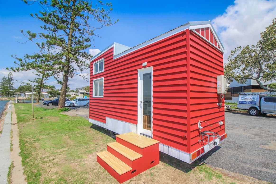 The Tiny House Guys at the 11 Brisbane Eco Expo
