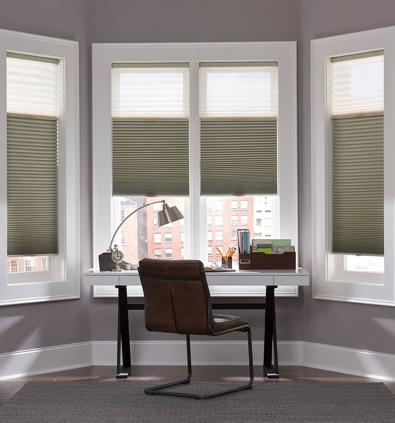The Ultimate Guide to Blinds for Bay Windows | Bay window blinds ..