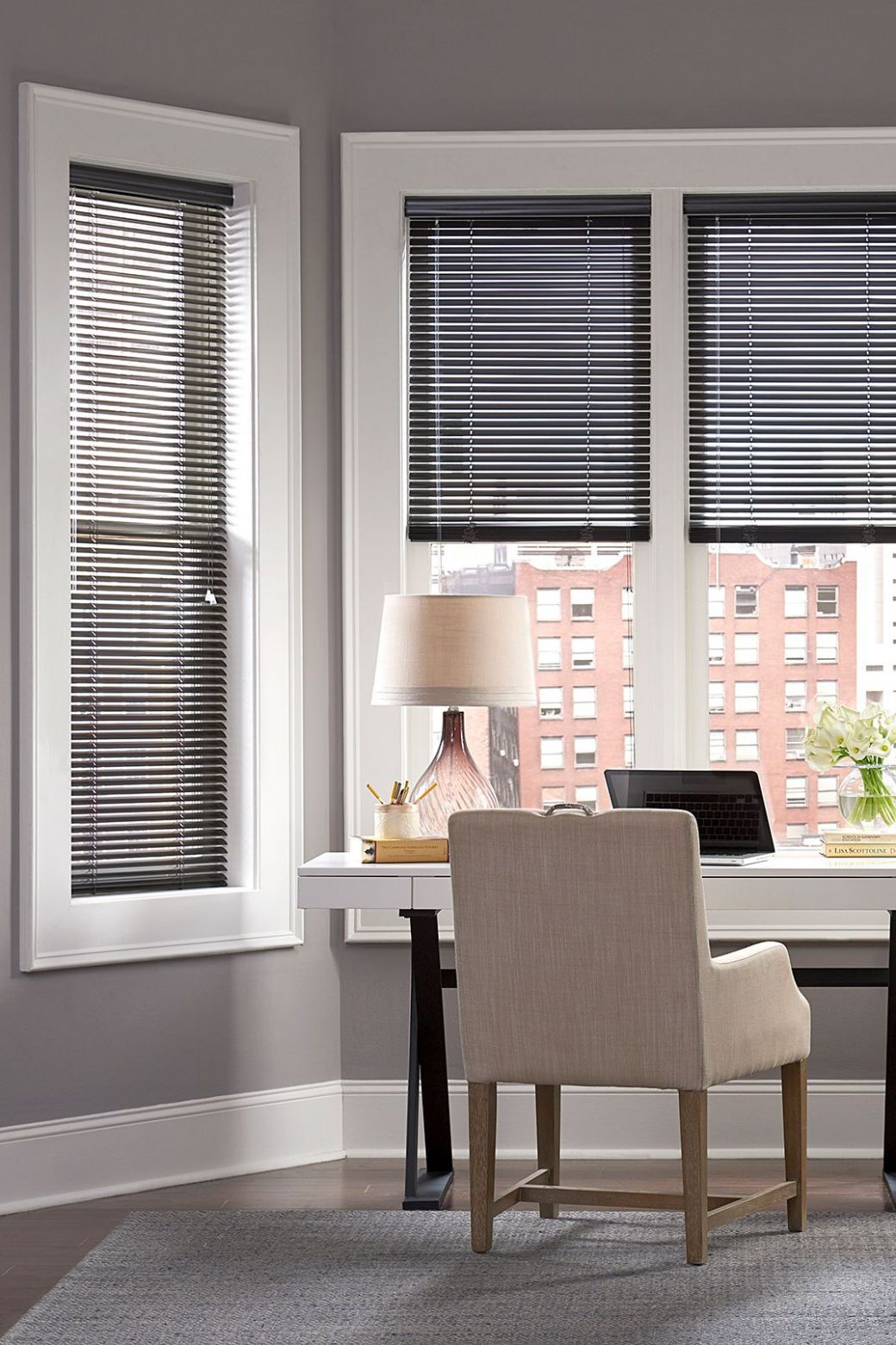 The Ultimate Guide to Blinds for Bay Windows | Living room blinds ..