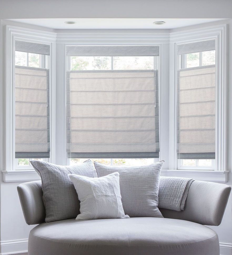 The Ultimate Guide to Blinds for Bay Windows | Window treatments ..