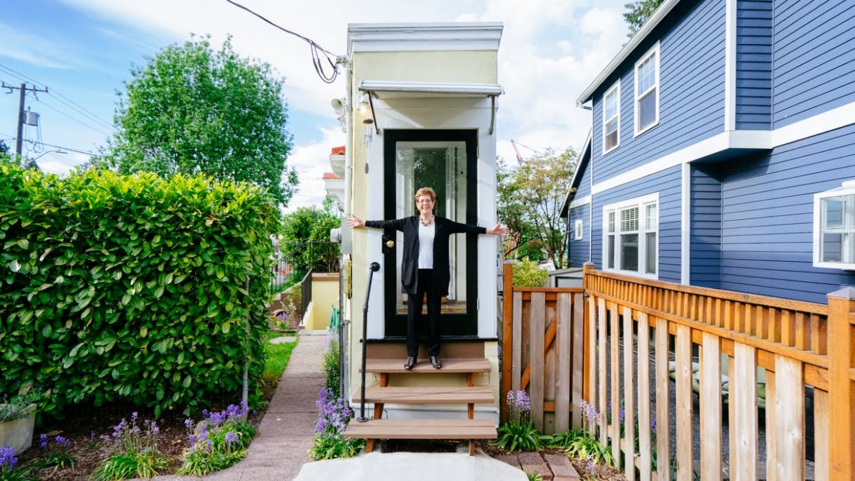 The Wackiest Tiny Home You've Ever Seen